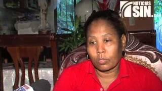 Se recupera joven golpeada brutalmente por su novio en Los Alcarrizos