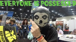 Video A Possession at Comicon download MP3, 3GP, MP4, WEBM, AVI, FLV September 2017