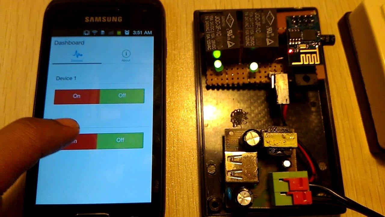 MQTT + Ionic Mobile Framework + Node REST API - Everything