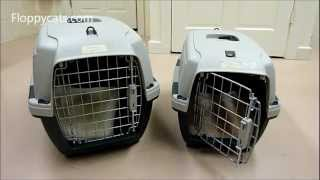 Marchioro Clipper Cayman Pet Carrier Review - ねこ - ラグドール - Floppycats