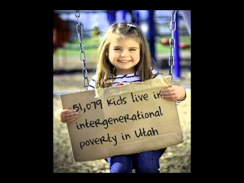 Child Poverty in Utah, Breaking the Cycle