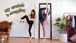 learning how to dance (w/ haley pham)