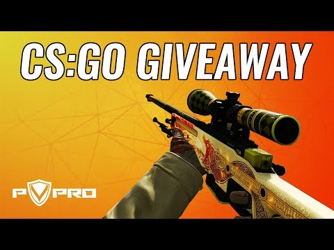 The Ultimate Giveaway - AWP | Dragon Lore