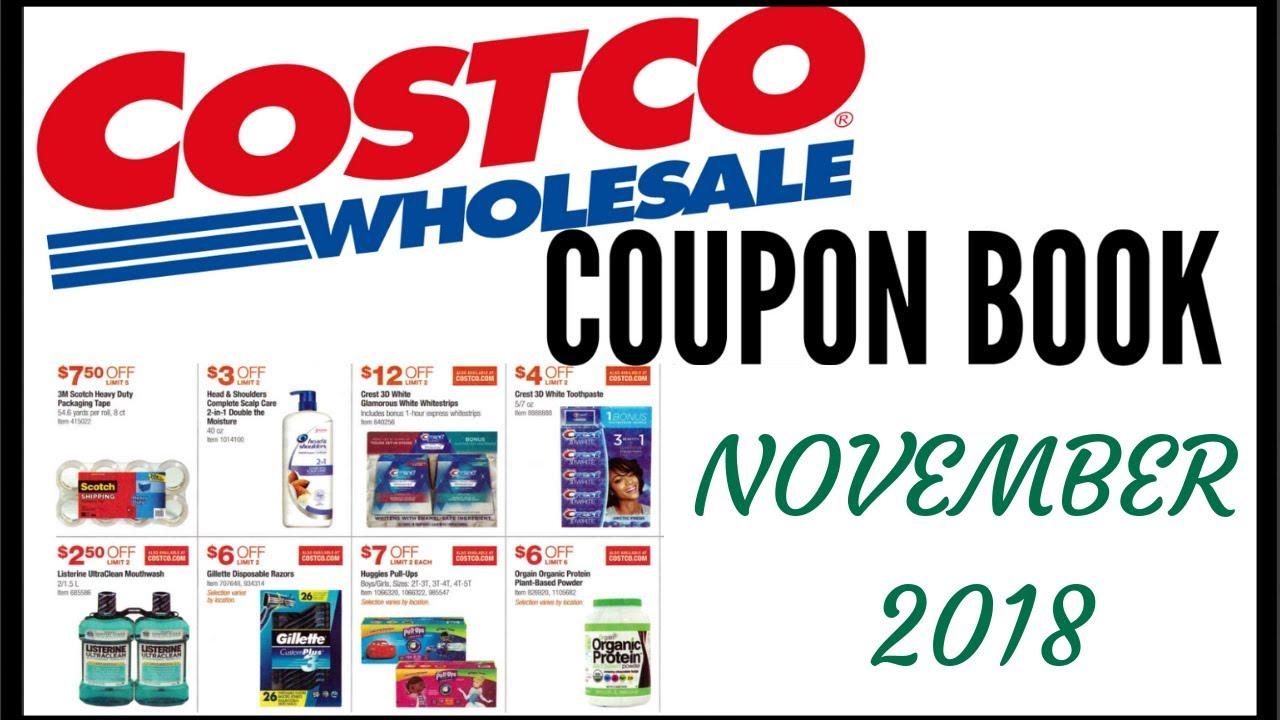 costco member coupons book