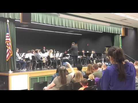 Ballou Junior High School Band