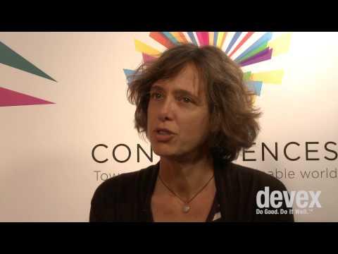 Catherine Garreta on AFD's many partnerships