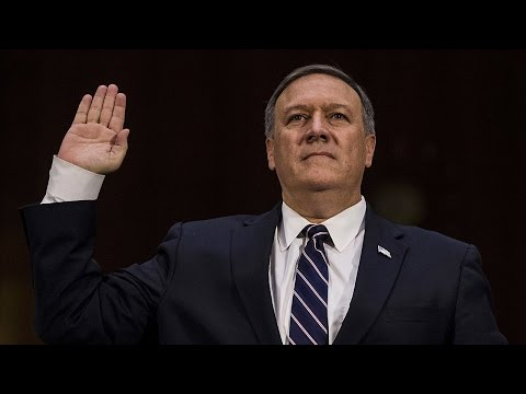 Trump's Pick To Head CIA Thinks Climate Change Not Important To Security