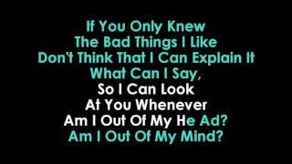 Machine Gun Kelly ft Camila Cabello Bad Things karaoke | Golden Karaoke