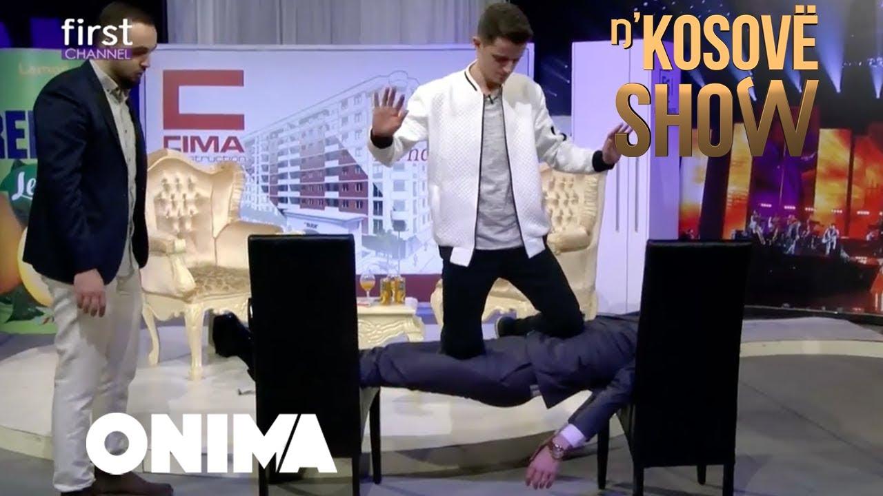 n'Kosove Show - Magjistari ngrin Shpetim Deskun