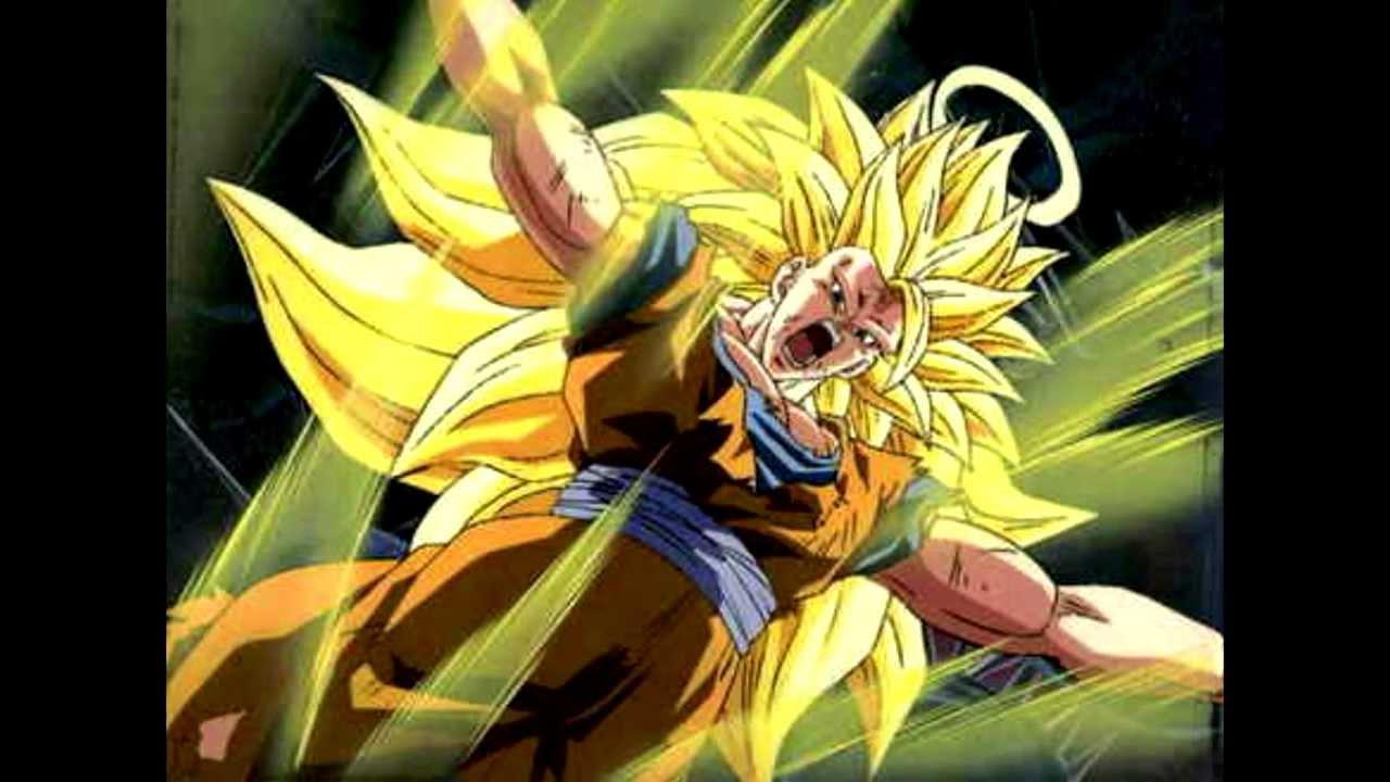 Goku 1 20super Saian Download: Super Saiyan 3 Goku HipHop Beat
