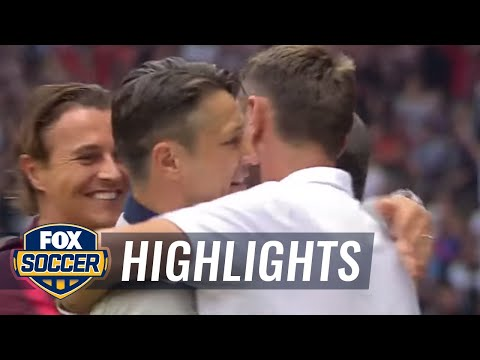 Eintracht Frankfurt vs. Bayer 04 Leverkusen | 2016–17 Bundesliga Highlights