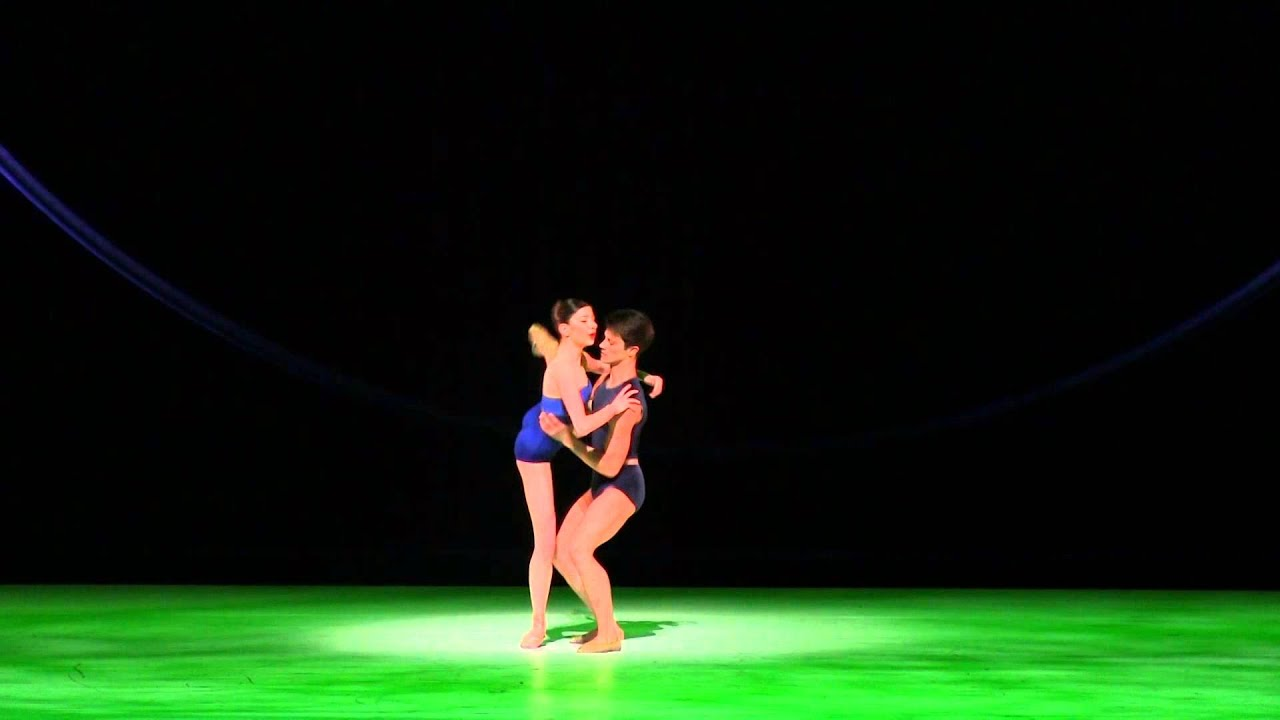 Cello Suites - Pas de deux Antonina Chapkina & Claudio Coviello