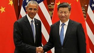 USA und China treten Klimaschutzabkommen von Paris bei