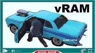vRAM yetersiz GTA V oynadık. Nvıdıa GtX 860m- 2GB / Very High Sedding FPS Isı Test /Acer V17- VN7