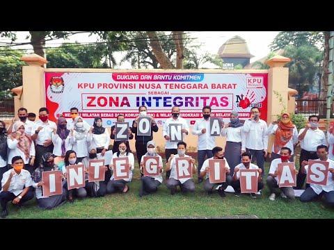 Pembangunan Zona Integritas di KPU Provinsi NTB