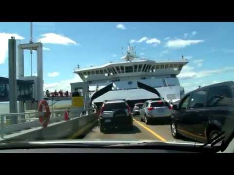Tsawwassen (Vancouver) - Swartz Bay (Victoria) - BC Ferries Terminal -  YouTube