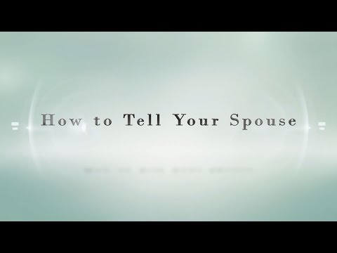 How to tell your husband you want to separate