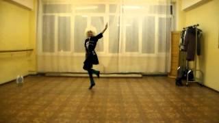 Киев. Школа кавказских танцев. Анжела(Киев, кавказский танец, Анжела., 2015-12-24T09:06:53.000Z)