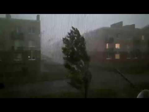 Непогода в Калуге. Кошелев Проект и Правый Берег под водой. Смотреть до конца!
