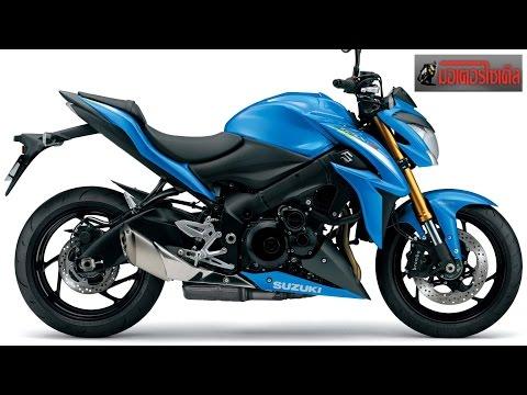 GSX-S1000 / GSX-S1000F  Suzuki ท้าชน Z1000 Ninja1000 จอง 100 คันแรก ถูกกว่า 20,000 บาท