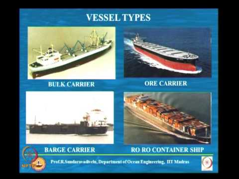 Mod-01 Lec-04 Ships and size of ships