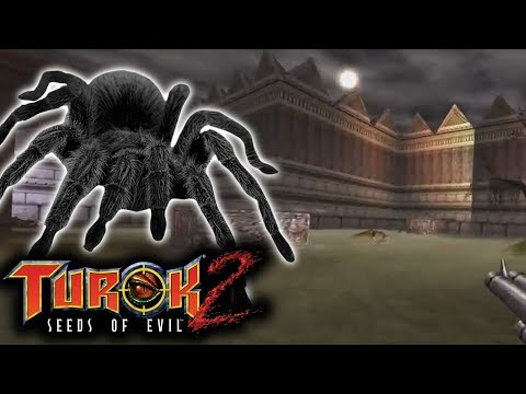 A LOVELY MAP OF DEATH (Let's Play Turok 2   #9)