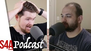 S4A Podcast Ep. 4 | Our Favorite Podcasts + Apple Homepod Leaving Rings on Wood Furniture?