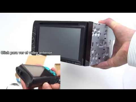 Unbox Radio Para Carro Tuning Car Audio Pioneer Avh-X2650Bt Bluetooth Pantalla Táctil 6.1