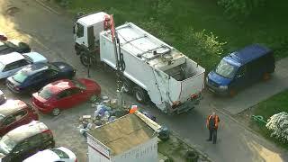 видео Вывоз строительного мусора в Киеве