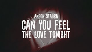 Watch Anson Seabra Can You Feel The Love Tonight video
