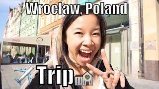 Wrocław Poland Trip 2 18 Vlog With Me