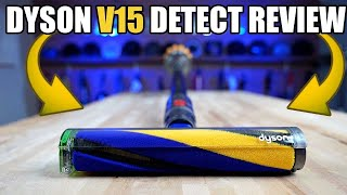 Dyson V15 Detect REVIEW - WOW