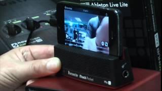 Focusrite iTrack Pocket with DJkit.tv