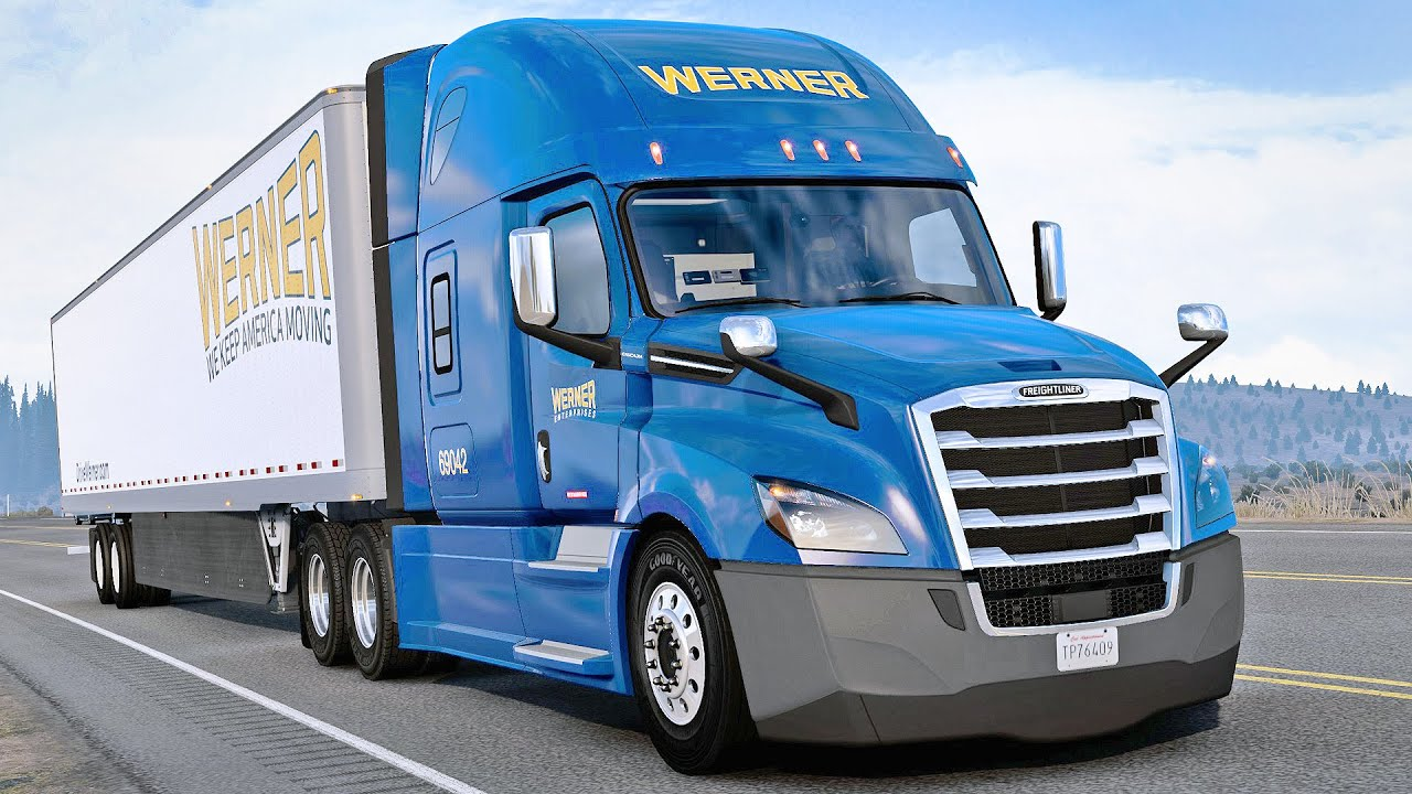Download Amazing Drop with Werner! | ATS