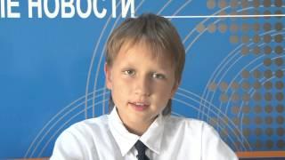 Школьные теленовости - выпуск №23 / 17.10.2012