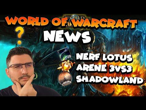 Wow News :  Correctif Lotus Noir - 3vs3 Classic - Alpha Shadownland