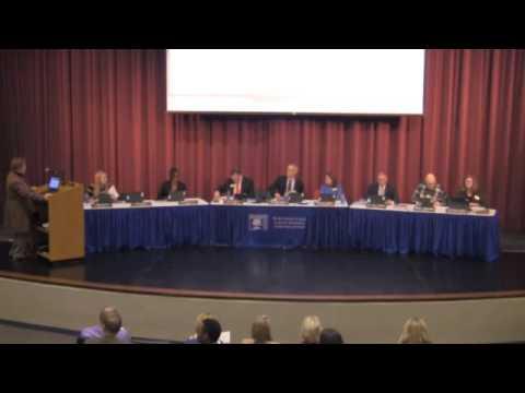 BOE Meeting: December 3, 2015