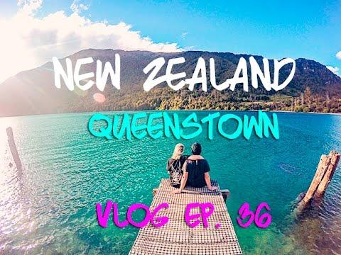 Kinging-It New Zealand Vlog Ep. 36: Queenstown | Bob's Cove | Arrowtown | Remarkables Vet