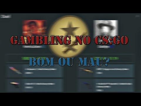 Gambling no CSGO : Bom ou Mau?