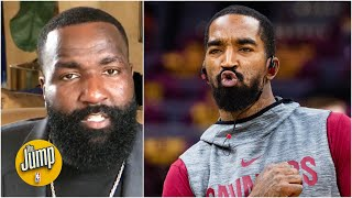 The Lakers Have Struck Gold With Jr Smith – Kendrick Perkins | The Jump