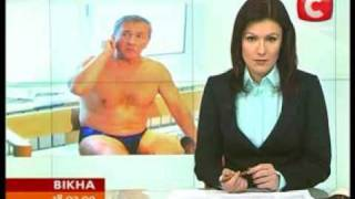 Быстрее, выше, сильнее. Черновецкий играет мышцами(Подтягивание, забег и заплыв. Но сначала объяться с бабушками. Мэр Черновецкий сегодня демонстративно..., 2009-03-19T13:25:02.000Z)