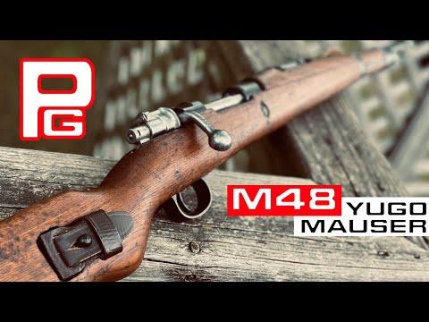 Yugo M48 Mauser