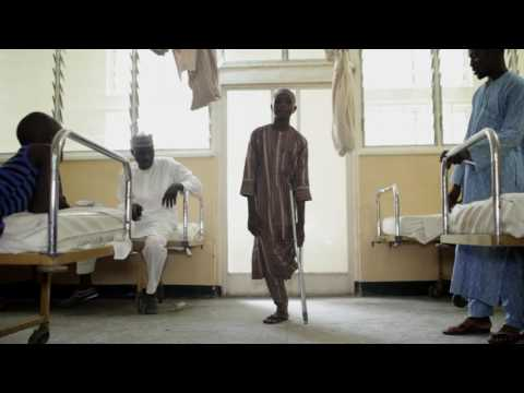 #Together4ALimb: Meet Abubakar