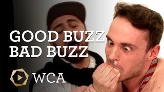 Web Comedy Awards - Good Buzz Bad Buzz(, 2014-03-24T14:32:39.000Z)