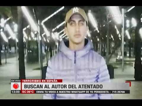 España: Policía busca al autor del atentado ocurrido en Ramblas, Barcelona