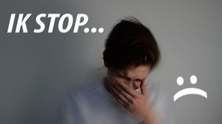 IK STOP MET YOUTUBE! (GEEN 1 APRIL GRAP)