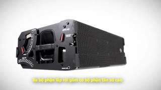 Hệ Thống Loa Line Array D.A.S audio  AERO 40A