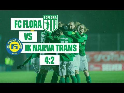 TV FLORA | Markus Poom ja Arno Pijpers pärast põnevat lahingut Transiga!
