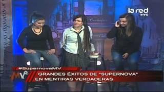 """""""Supernova"""" canta """"Tú y yo"""""""