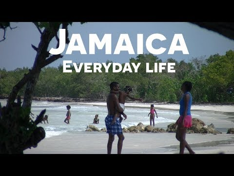 Jamaica - everyday life
